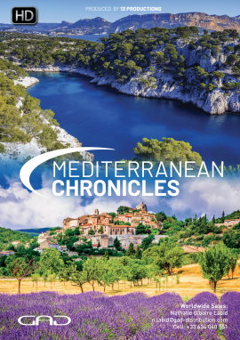 Poster of Mediterranean Chronicles