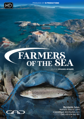 Poster of Farmers of the Sea
