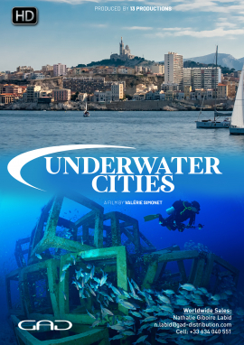 Poster of Underwater cities
