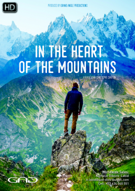 Poster of In the heart of the mountains