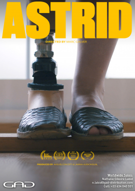 Affiche de ASTRID