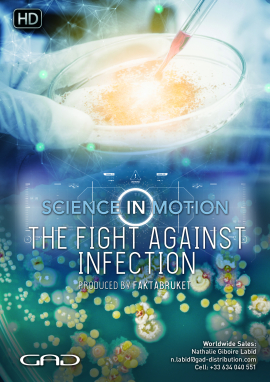 Poster of The fight against infection