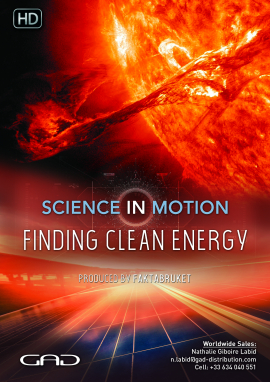 Poster of Finding clean energy