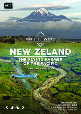 Poster of The Flying Farmer of the Pacific (New Zealand)
