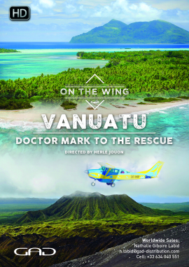 Poster of Doctor Mark to the rescue (Vanuatu)