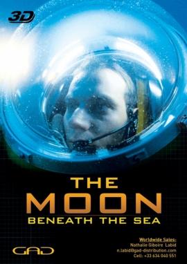 Affiche de On a plongé sur la Lune