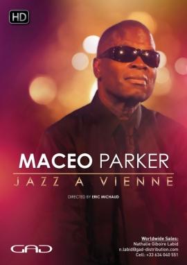 Affiche de Maceo Parker at Jazz A Vienne