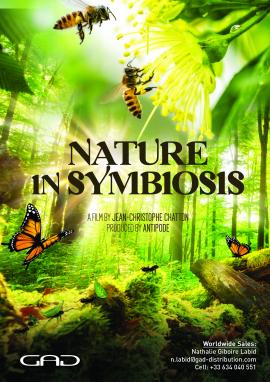 Affiche de La Nature en symbiose