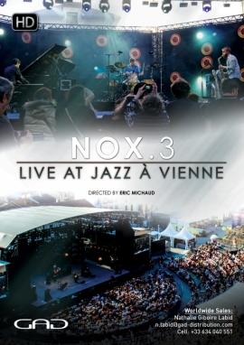 Affiche de Nox.3 à Jazz à Vienne