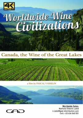 Poster of The wine of the great lakes (Canada)