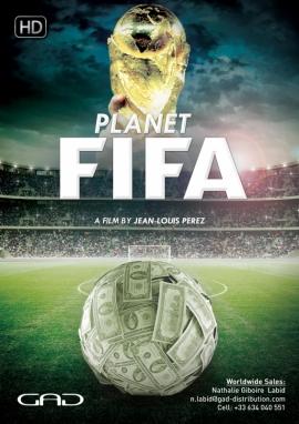 Affiche de La Planète FIFA