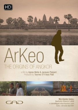 Poster of The origins of Angkor (Cambodia)