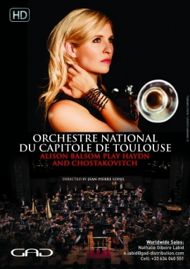 Poster of Tugan Sokhiev conducts Alison Balsom