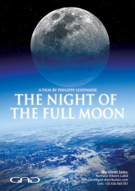 Affiche de La nuit de la pleine lune