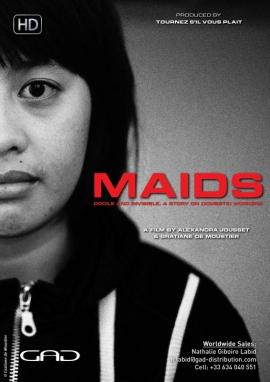 Poster of Maids: Docile and Invisible, a Story on Domestic Worker
