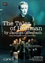Affiche de Les Contes d'Hoffman