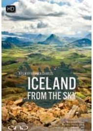 Poster of Iceland From the Sky